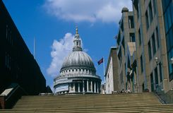 St Paul's Catherdral, London Stock Image