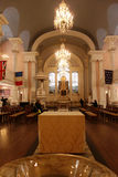 St. Pauls Chapel in New York City stock images