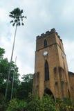 St. Paul's Church facade in Kandy, Sri Lanka Royalty Free Stock Photo