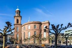 St. Paul's Church, Frankfurt am Main Royalty Free Stock Photo
