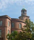 St. Pauls Church Royalty Free Stock Photography