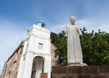 St.Paul's church at Malacca Royalty Free Stock Photography