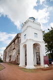 St.Paul's church in Malacca Stock Image