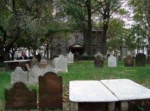 St Paul ` s de Stad van Kapelnew york royalty-vrije stock afbeeldingen