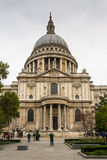 St Paul ' s-domkyrka, London, England Arkivbild