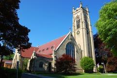St Paul's Episcopal Church, Rochester Royalty Free Stock Photos