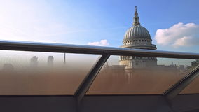 St Paul's stock video footage