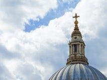 St Paul& x27; s katedra Obrazy Royalty Free
