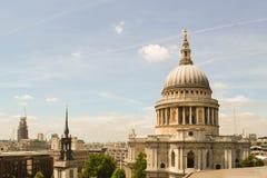St- Paul` s Kathedrale Stockfoto