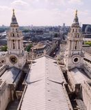 St Paul ' s-Kathedrale, London, England stockfoto