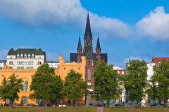 St. Paul  Schwerin Stock Photo