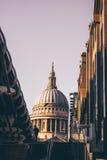St Paul u. x27; s-Kathedrale Stockbild