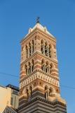 St Paul Within väggarna (Chiesa di San Paolo Dentro le Mura) Royaltyfria Foton