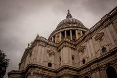 St Paul & x27; catedral de s Imagem de Stock Royalty Free