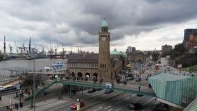 St Pauli Гамбург Стоковое фото RF