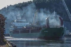 St.Pauli al porto di Halden Fotografia Stock