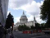 St- Paulkathedrale in Southwark, London stockbild