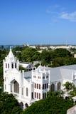 St. Pauls教会在Key West佛罗里达 库存图片