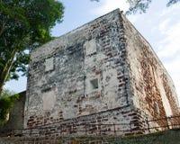 St. Pauls教会废墟 免版税库存图片