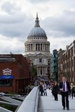 St. Pauls' Royalty Free Stock Photography