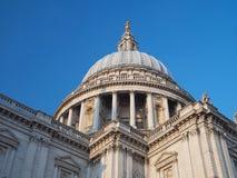 St Pauls Royaltyfri Fotografi