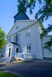 St Pauls Anglican Church, a Halifax fotografia stock