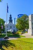 St Pauls Anglican Church, a Halifax immagine stock