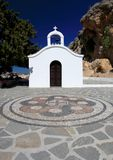 St Pauls Bay Lindos Rhodes Greece Royalty Free Stock Photo