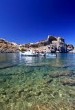 St Pauls Bay Lindos Rhodes Greece Stock Photo