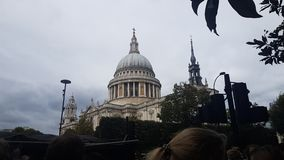 St Pauls Cathedral Photographie stock