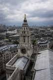 St Pauls Cathedral immagini stock libere da diritti
