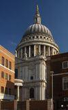 St Pauls Cathedral Photographie stock libre de droits