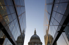 St Pauls Cathedral Stock Foto