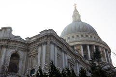 St Pauls Cathedral Foto de archivo