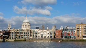 St Pauls Cathedral Royalty-vrije Stock Afbeelding