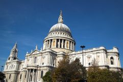 St.Paul's Cathedral Stock Image