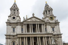 St Pauls Cathedral Anglican Cathedral in London Stock Photo