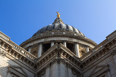 St Pauls Cathedral Royalty Free Stock Image