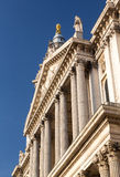 St Pauls Cathedral Church London England Stock Photography
