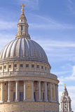 St. Pauls Cathedral dome Royalty Free Stock Image