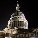 St Pauls Cathedral HDR Stock Photography