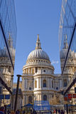 St. Pauls Cathedral Stock Photo