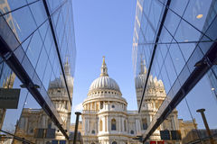 St. Pauls Cathedral Royalty Free Stock Image