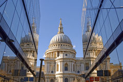 St. Pauls Cathedral Royalty Free Stock Photos