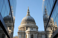 Free St Pauls Cathedral In London Royalty Free Stock Photo - 18033305