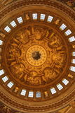 St Pauls Cathedral Interior Royaltyfri Foto