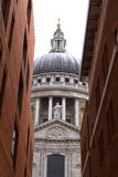 St.Pauls Cathedral. London Stock Photography