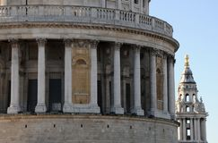 St Pauls Cathedral in London Royalty Free Stock Photo