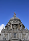 St Pauls Cathedral in London. UK royalty free stock images