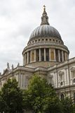 St Pauls Cathedral in London Stock Image